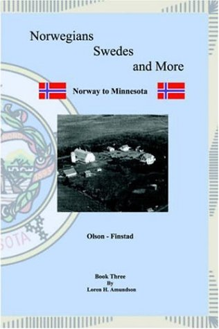 9781589397057: Norwegians, Swedes and More Book Three: Olson-Finstad