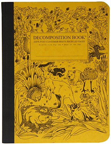 Outback Large Decomposition Ruled Book: Roger, Michael