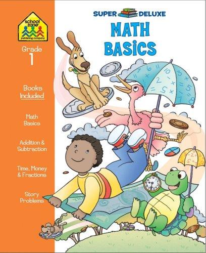 9781589470071: Math Basics 1 Super-Deluxe Edition