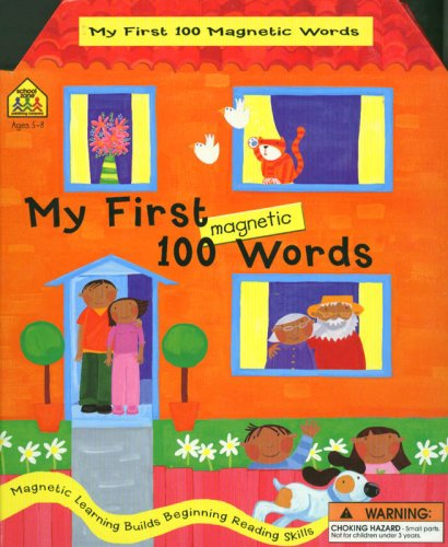 9781589473188: My First 100 Magnetic Words