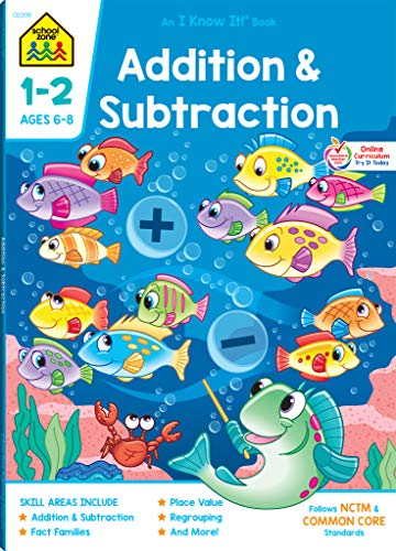 Addition & Subtraction 1-2: Hoffman, Joan; Irvin, Barbara Bando, Ph.D.