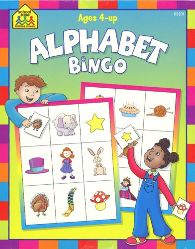 9781589474949: Alphabet Bingo Game