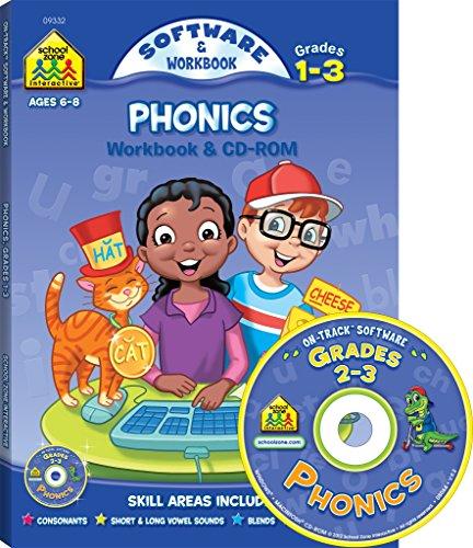9781589478329: Phonics 1-3 (On Track Software)