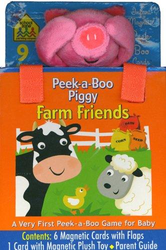 9781589478749: FARM FRIENDS: Peek-a-boo Piggy