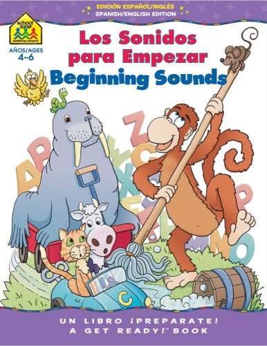 9781589479746: Beginning Sounds Bilingual: Get Ready!