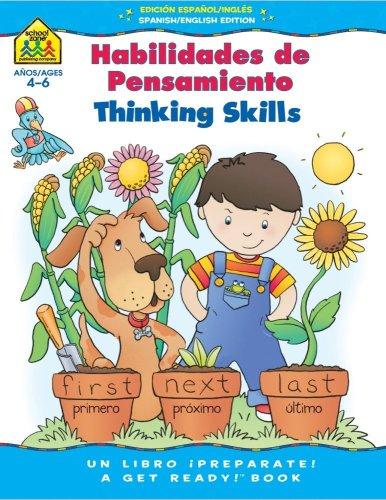 9781589479753: Thinking Skills/Habilidades de Pensamiento (English and Spanish Edition)