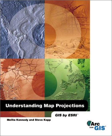 9781589480032: Understanding Map Projections