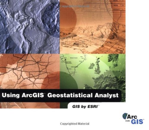 Using Arcgis Geostatistical Analyst: Kevin Johnston, Jay