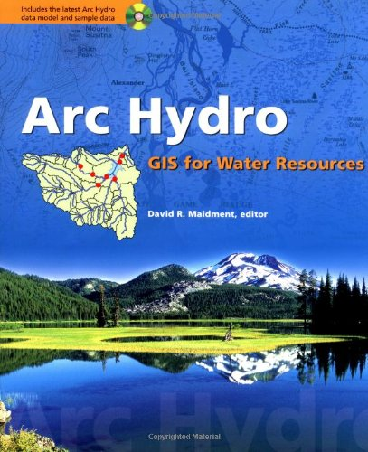9781589480346: Arc Hydro: GIS for Water Resources