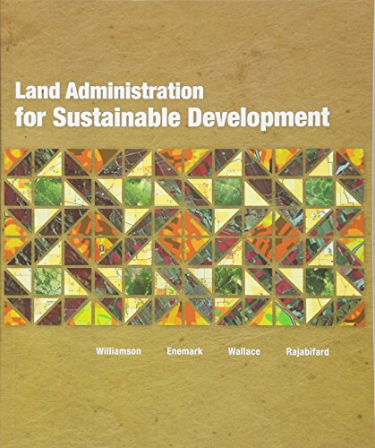 9781589480414: Land Administration for Sustainable Development