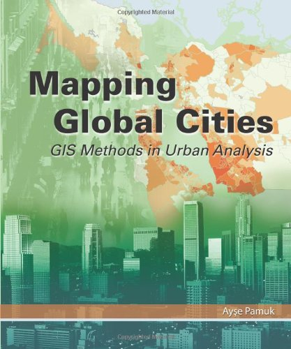 9781589481435: Mapping Global Cities: GIS Methods in Urban Analysis