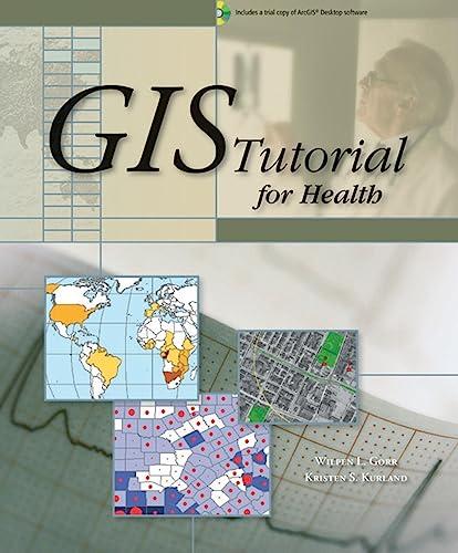 9781589481480: GIS Tutorial for Health (GIS Tutorials)