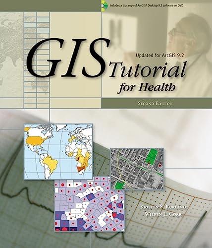 9781589481794: GIS Tutorial for Health (GIS Tutorials)