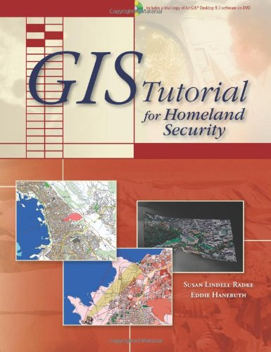 9781589481886: GIS Tutorial for Homeland Security (GIS Tutorials)