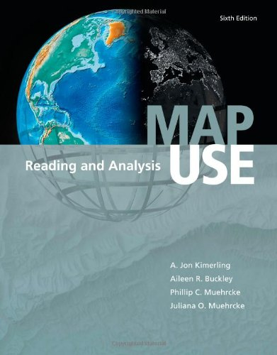 9781589481909: Map Use: Reading and Analysis