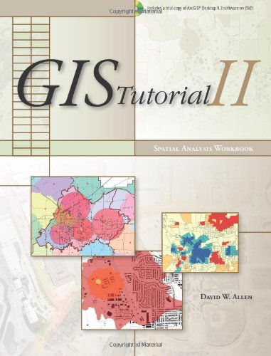 9781589482012: GIS Tutorial II: Spatial Analysis Workbook (GIS Tutorials)