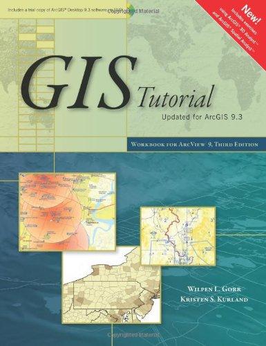9781589482050: GIS Tutorial: Workbook for ArcView 9