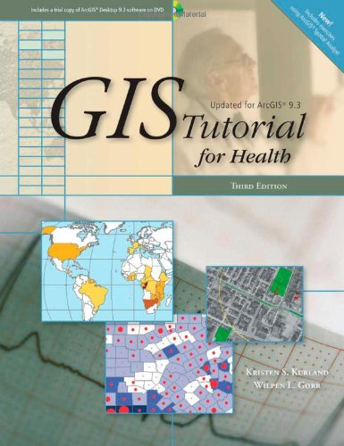 9781589482241: GIS Tutorial for Health: Third Edition