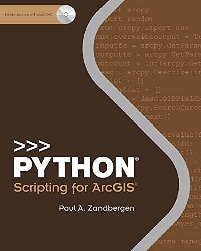 9781589482821: Python Scripting for ArcGIS