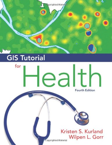 9781589483132: GIS Tutorial for Health [With DVD ROM]