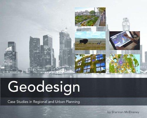 9781589483163: Geodesign: Case Studies in Regional and Urban Planning
