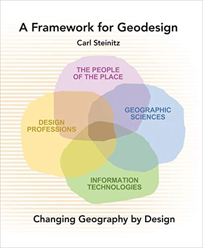 A Framework for Geodesign: Changing Geography by Design (Paperback): Carl Steinitz