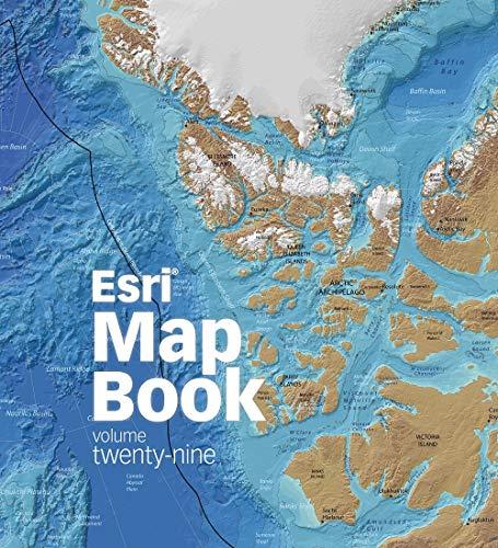 9781589483576: Esri Map Book: Volume 29
