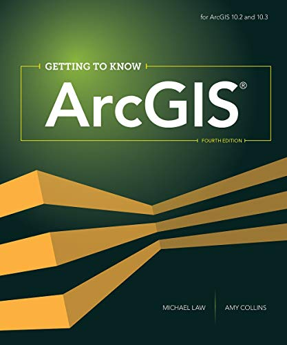 Getting to Know Arcgis for Desktop 9781589483828 Getting to Know ArcGIS, fourth edition, is a comprehensive introduction to the features and tools of ArcGIS for Desktop. Through hands-on exercises, readers will discover, use, make, and share maps with meaningful content. The fourth edition includes new exercises on map sharing and georeferencing, new datasets and scenarios, and an introduction to ArcGIS Pro, a powerful new part of ArcGIS for Desktop. Getting to Know ArcGIS is suited for classroom use, independent study, and as a reference. Data for completing the exercises and a 180-day trial of ArcGIS 10.3 for Desktop are available for download at esripress.esri.com/bookresources.