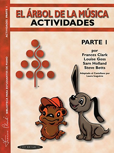 9781589510296: The Music Tree Activities Book: Part 1 (Actividades) (Spanish Language Edition) (The Music Tree Series) (Spanish Edition)
