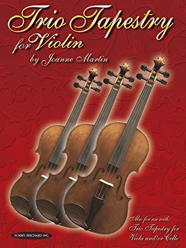 9781589511736: Trio Tapestry: Violin