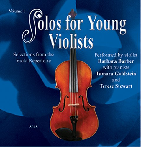 9781589511897: Solos for Young Violists, Vol 1: Selections from the Viola Repertoire