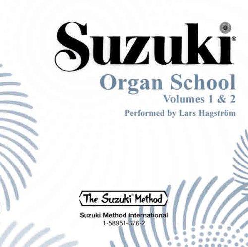 9781589513761: Suzuki Organ School, Volume 1 & 2 (CD)