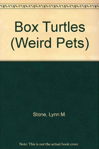 9781589520370: Box Turtles (Unusual Pets)