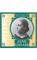 9781589520547: Jane Addams (People Who Made a Difference)