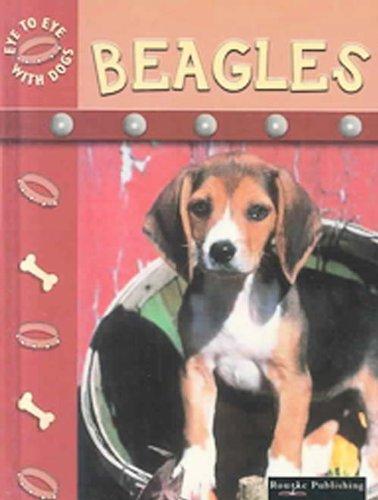 Beagles (Eye to Eye with Dogs): Stone, Lynn M.