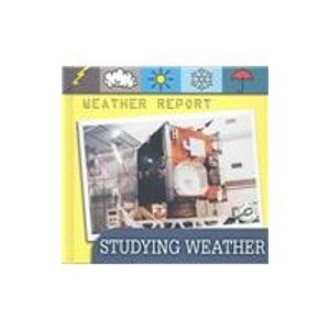 Studying Weather (Weather Report): Ted O'Hare