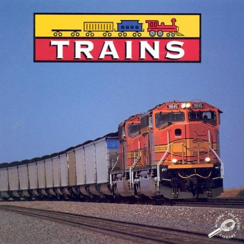 9781589526723: Trains (Transportation (Rourke))