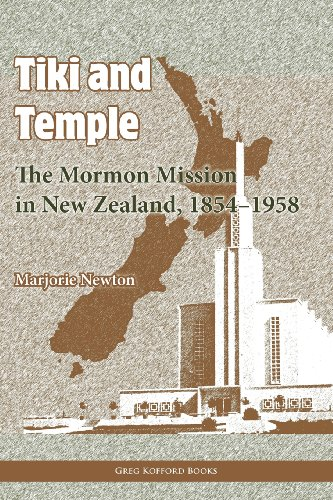 9781589581210: Tiki and Temple: The Mormon Mission in New Zealand, 1854-1958