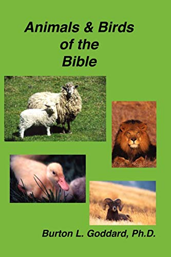 9781589600317: Animals and Birds of the Bible