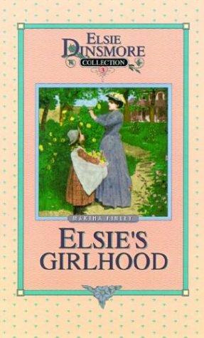 9781589602656: Elsie's Girlhood (Elsie Dinsmore Collection)