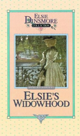 9781589602694: Elsie's Widowhood (Elsie Dinsmore Collection)