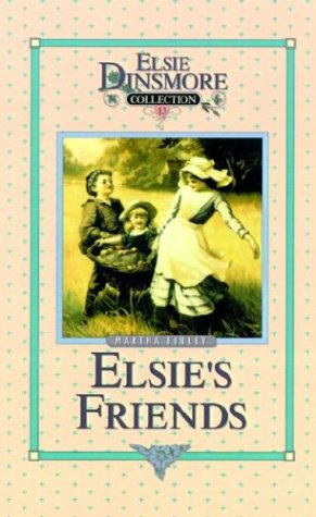 Elsie's Friends at Woodburn (Elsie Dinsmore Collection) (1589602757) by Martha Finley
