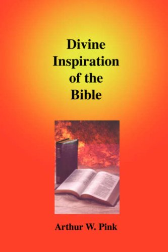 9781589603042: Divine Inspiration of the Bible