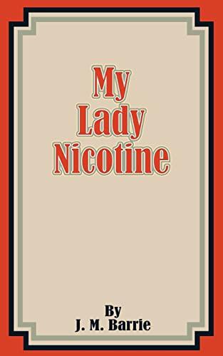 9781589633087: My Lady Nicotine