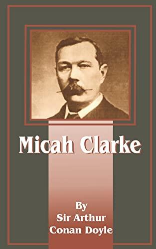 9781589634244: Micah Clarke