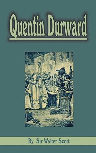 9781589634893: Quentin Durward