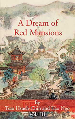 9781589635739: A Dream of Red Mansions, Vol. 3
