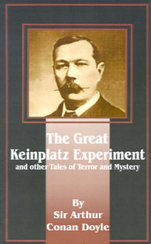 9781589635890: The Great Keinplatz Experiment: And Other Tales of Twilight and the Unseen