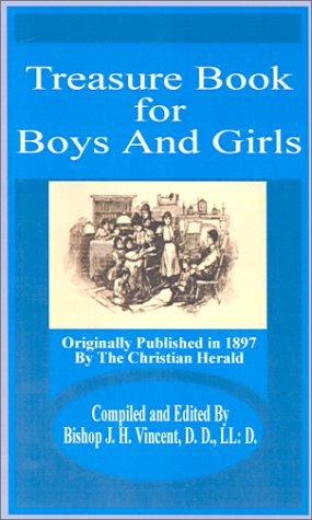 9781589636415: Treasure Book for Boys and Girls