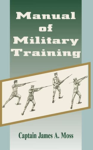 9781589637221: Manual of Military Training